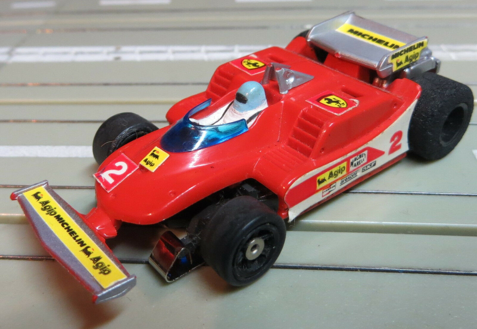 Faller Aurora - Fórmula 1 Ferrari 312 T4 T4 T4 + 2 Nuevos Ruedas Traseras  marca