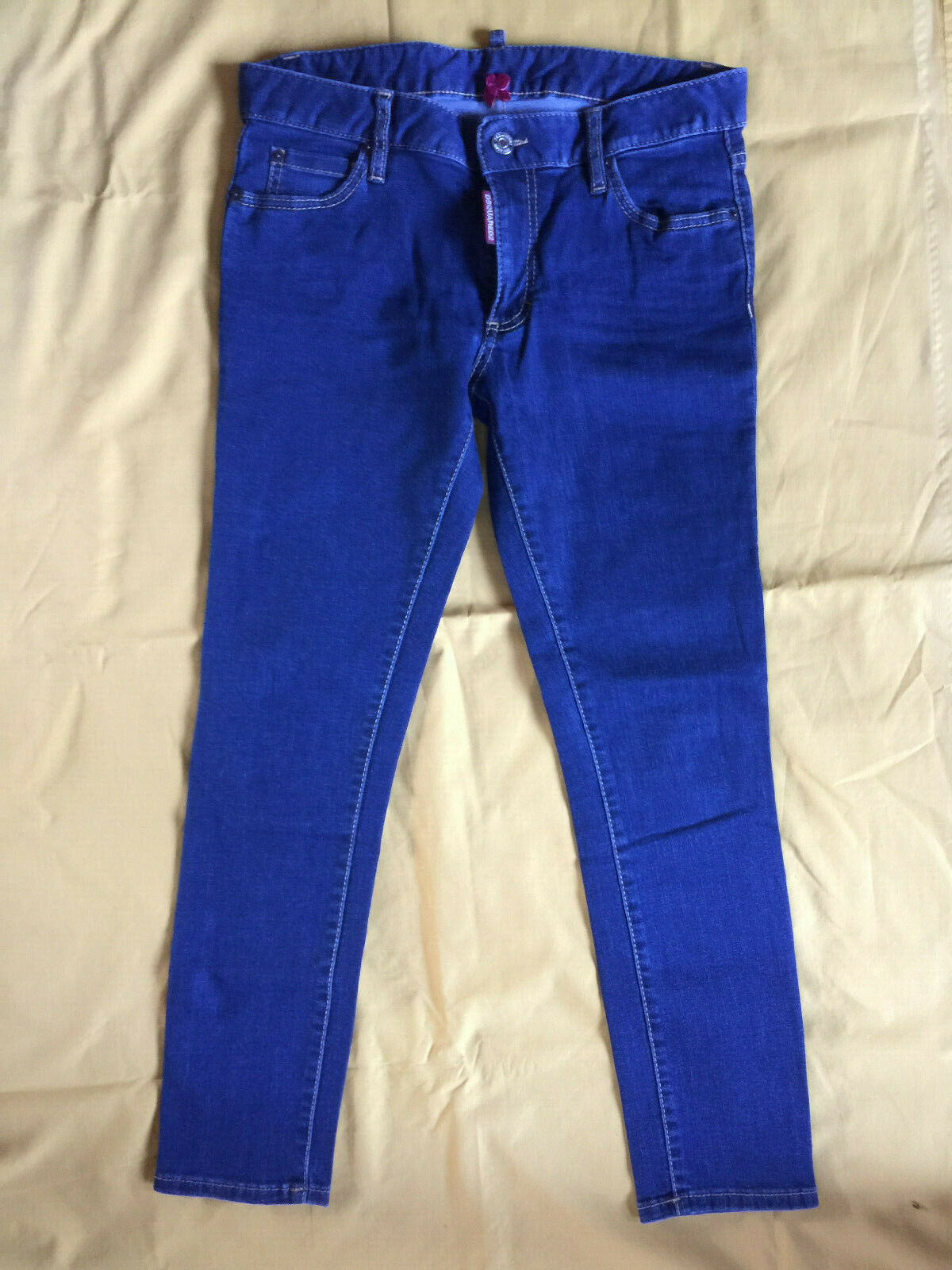 Dsquared2 Medium waist Cropped Twiggy jean sz. 27 (40)