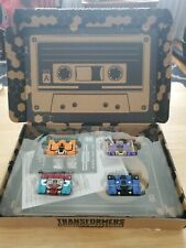 Transformers Selects WFC-GS10 Soundwave SPY PATROL 3rd Unità-Nuovo In Magazzino