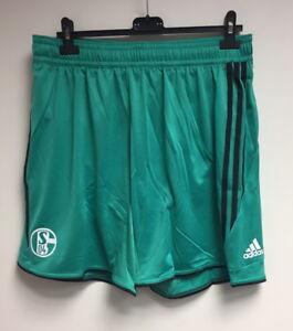 FC-Schalke-04-S04-Spielershort-Short-2013-matchvorbereitet-NEU-Groesse-XL