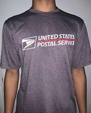 USPS T-Shirt United States Postal Service post Office Side Print unisex Tee