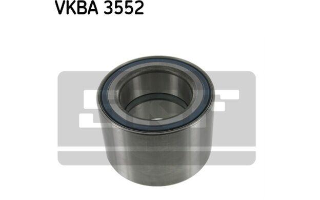 SKF Cojinete de rueda IVECO DAILY VKBA 3552