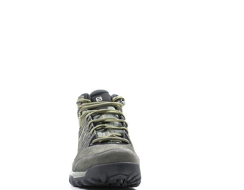 Chaussures SALOMON Homme VERDE en daim,Tissu L40001900S L40001900S L40001900S 4f3ec2