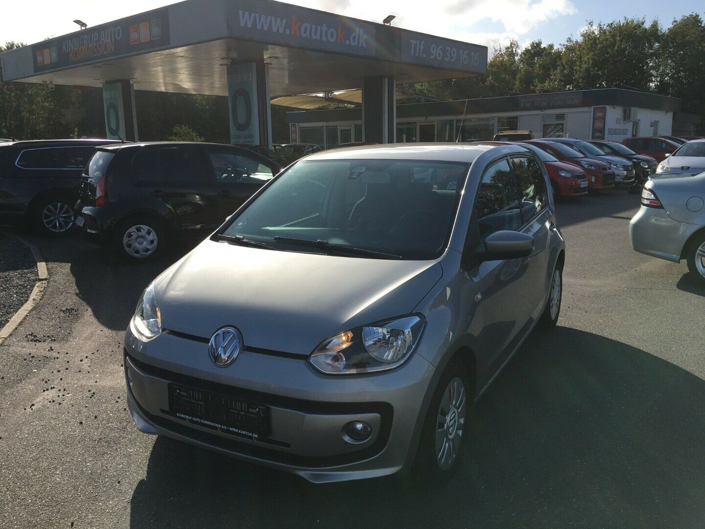 VW Up! 1,0 60 Move Up! BMT 5d - 52.900 kr.