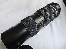 Camera lens SLR 42mm thread 85-210mm f 1:3,8 ELEFOTO No. 542099 loose ..  P17