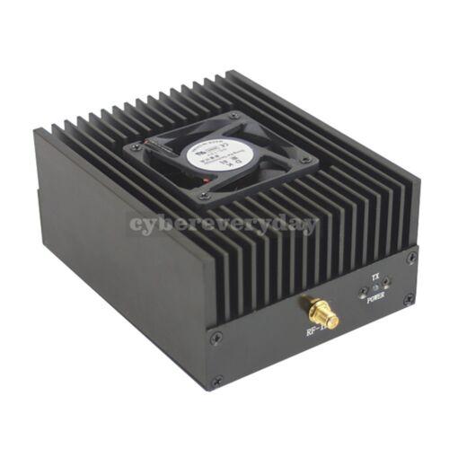 Digital RF Power Amplifier UHF 20W Radio DMR Amp FM Power Amp 400-470MHz
