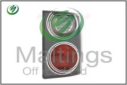 RANGE ROVER L322 REAR LIGHT RANGE ROVER REAR LAMP RH RED//CLEAR XFB500262LPO