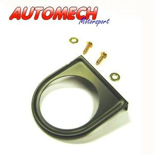 Single Gauge Mounting Bracket,for 52mm Oil, Water, and Turbo Gauges Etc (049)