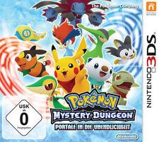 Pokemon Mystery Dungeon: Gates to Infinity (Nintendo 3DS), Very Good Nintendo 3D