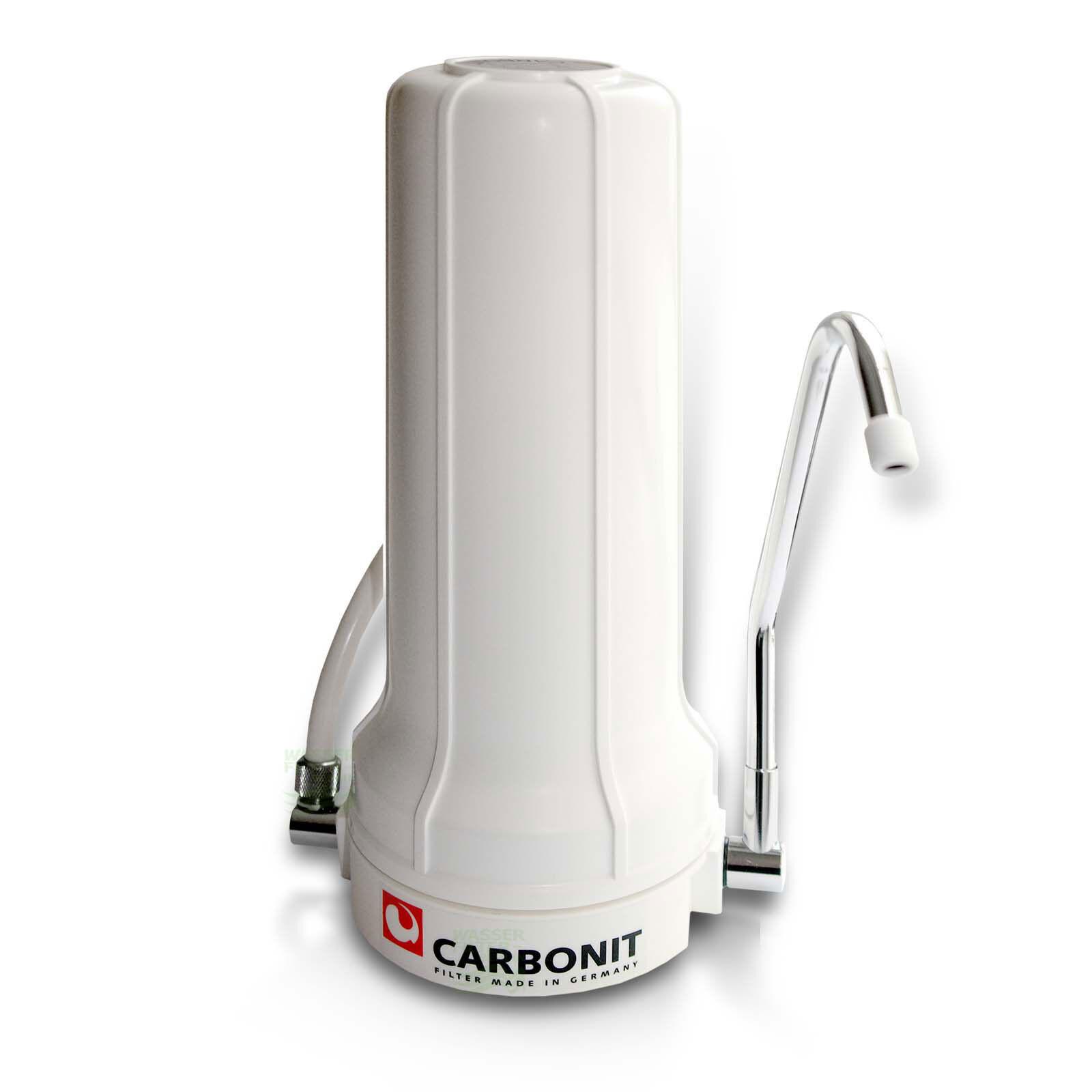 Sanuno Filtro Acqua Carbonit Filtro Acqua Desktop