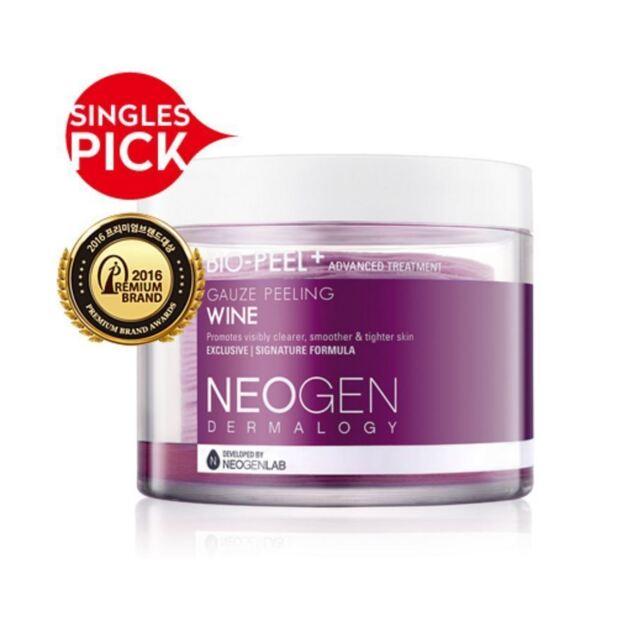NEOGEN Dermalogy Bio-Peel Gauze Peeling Wine 200ml * 30ea USA SELLER
