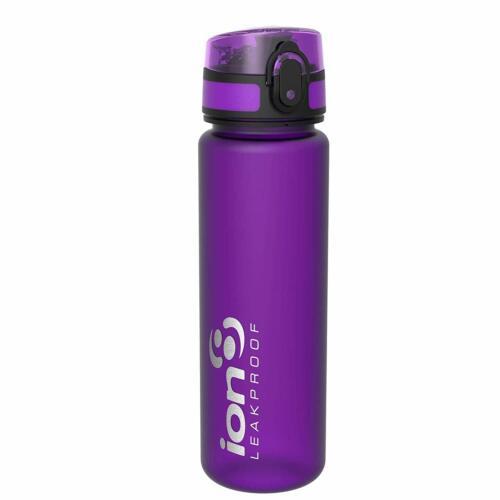 Ion8 Leak Proof Slim Water Bottle 18oz BPA Free 500ml