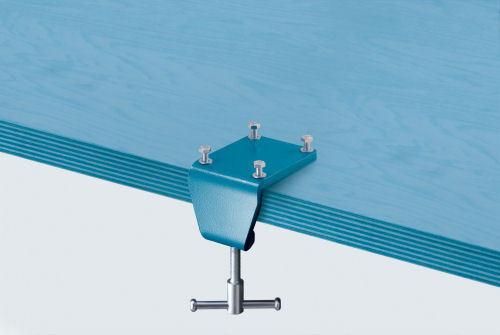 Heuer table parenthèse pour étau de 100 à 120 MM