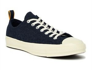 Details about Converse Chuck Taylor CTAS 70 Ox Mens Size 8.5 Shoes Midnight Navy 157590C