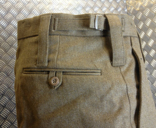 Genuine British Army Trousers All Sizes Number 2 Dress No 2 FAD Officer