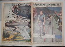 LA DOMENICA DEL CORRIERE 11 settembre 1960 Ciclisti Olimpiadi Chevez Barzini di