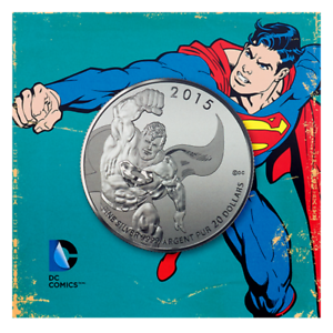 Canada-2015-20-for-20-DC-Comics-Originals-Superman-Fine-Silver-Coin