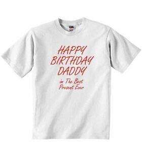 Das Bild Wird Geladen Happy Birthday Daddy Im The Best Regalo Mai
