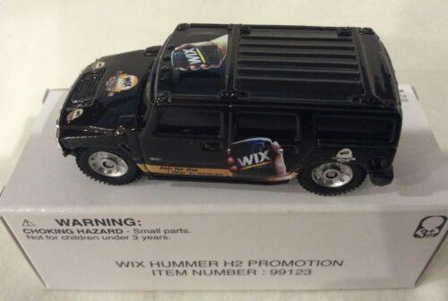 Details about  /Maisto Hummer H2 black WIX Promotion #1 Filter in NASCAR NIB