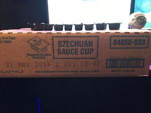 SEALED-CASE-Mcdonald-039-s-Szechuan-McNugget-Dipping-Sauce