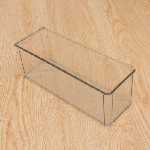 1pc Versatile Refrigerator Organizer Food Storage Fridge Bin for Kitchen
