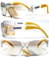 Dewalt Protector Indoor Outdoor Clear Mirror Safety Glasses Sunglasses Z87+