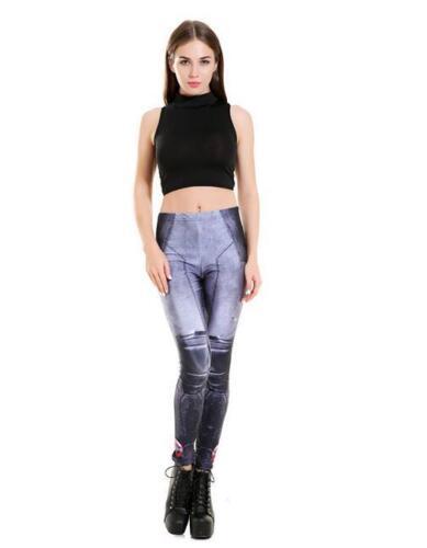 Women legging Cool Deadpool printed Legging S-4XL legging elastic legging