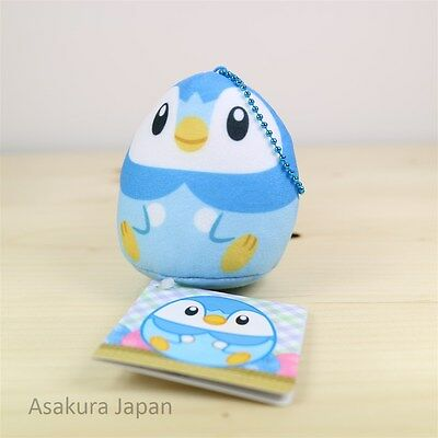 Pokemon Center Original Pokemon Easter 2016 Piplup Plush Mascot Key Chain