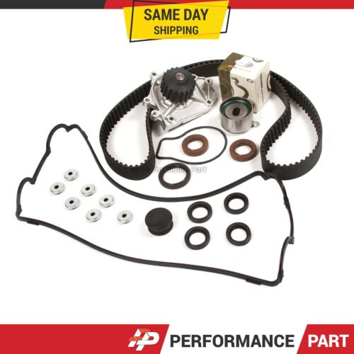 Timing Belt Kit Valve Cover Water Pump for 96-01 Honda Acura B18B1 B20B4 B20Z2