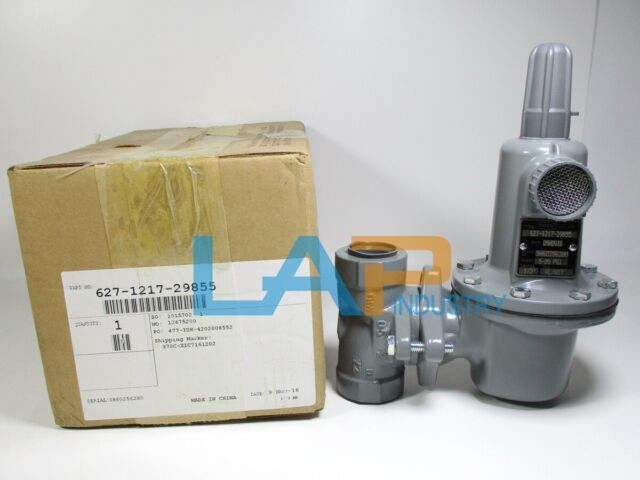 1PC New Fisher 627-496(627-1217-29855) Self-Operated Pressure Reducing  Regulator