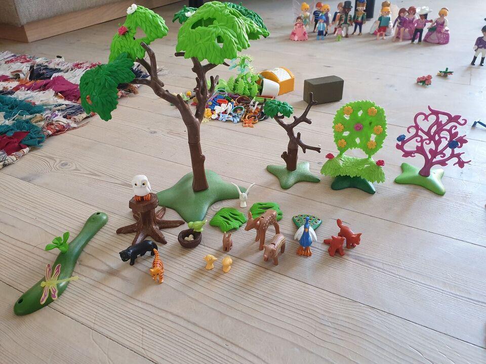 Andet legetøj, hestestal Playmobil, Playmobil