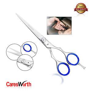 Hairdressing-Barber-Scissor-Razor-Sharp-Convex-440C-Salon-Hair-Cutting-Shears