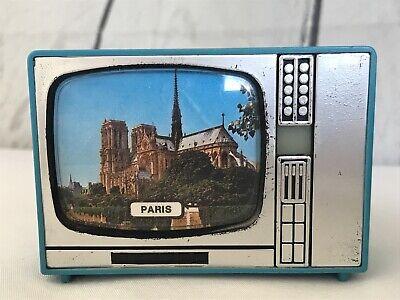 Vintage Souvenir Miniature TV Viewers