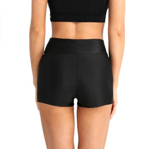 Women Sport Swim Shorts Dancing Gym Biker Leggings Active Casual Gym Yoga Sports