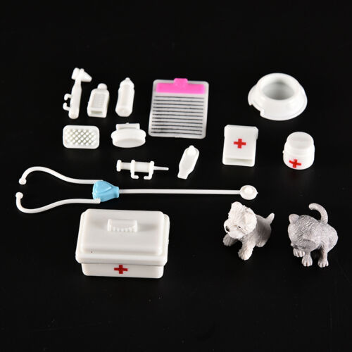 1 Set Fashion Doll Accessories Medical Kit Pets Toy for Baby DOLL HVJ/_bc