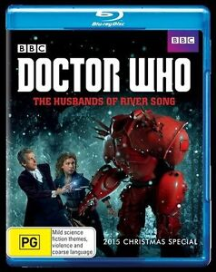 Doctor Who Christmas Special 2015.Doctor Who Christmas Special 2015 Blu Ray 2016