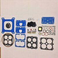 Holley Carburetor Rebuild Kit 600 Cfm 1850 80457 80551 Inside Needle & Seat