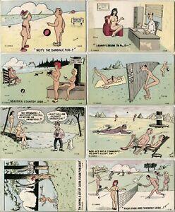 Boy and girl naked