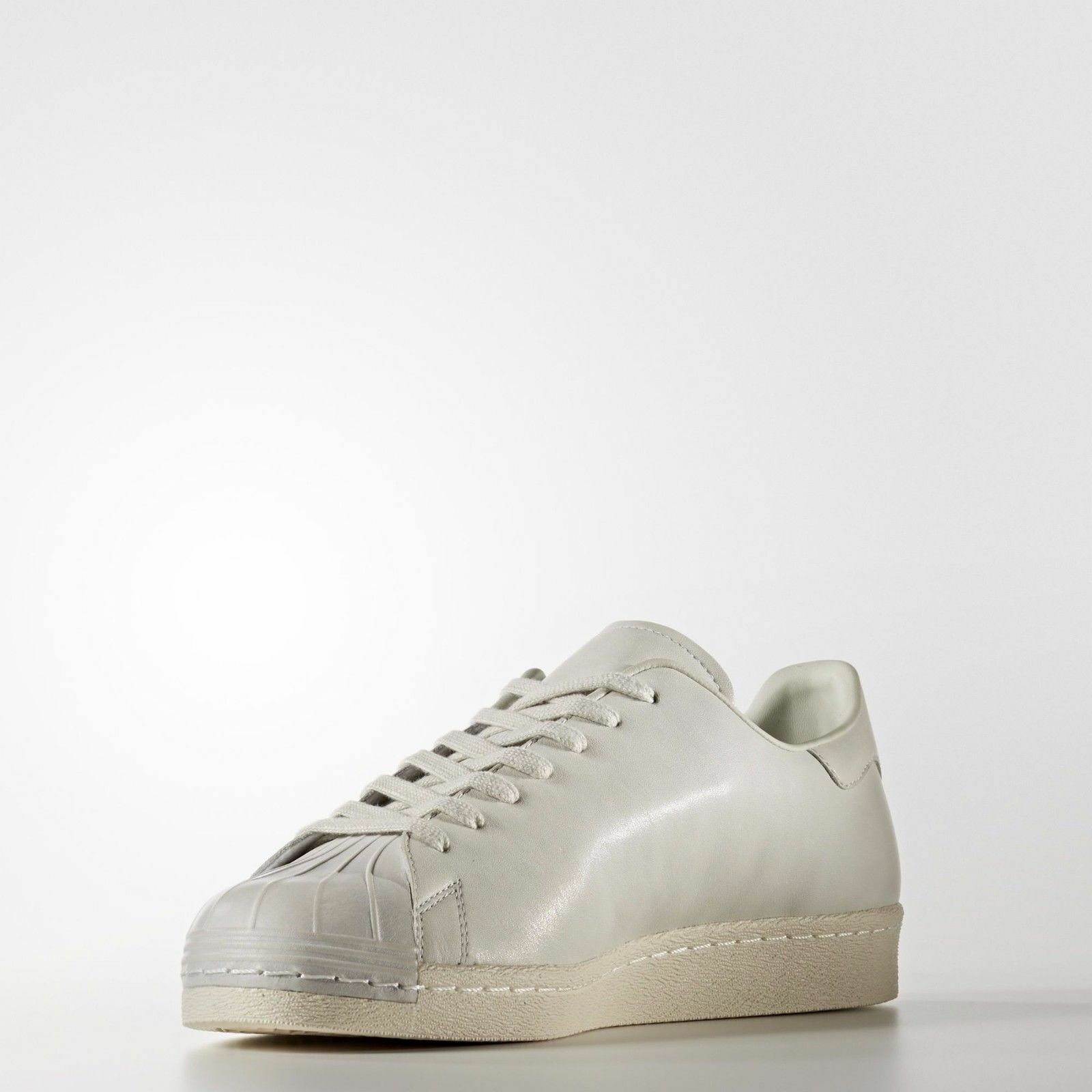 Adidas Originals Men's Superstar 80s Clean shoes Size 8.5 us BB0169 LAST PAIR