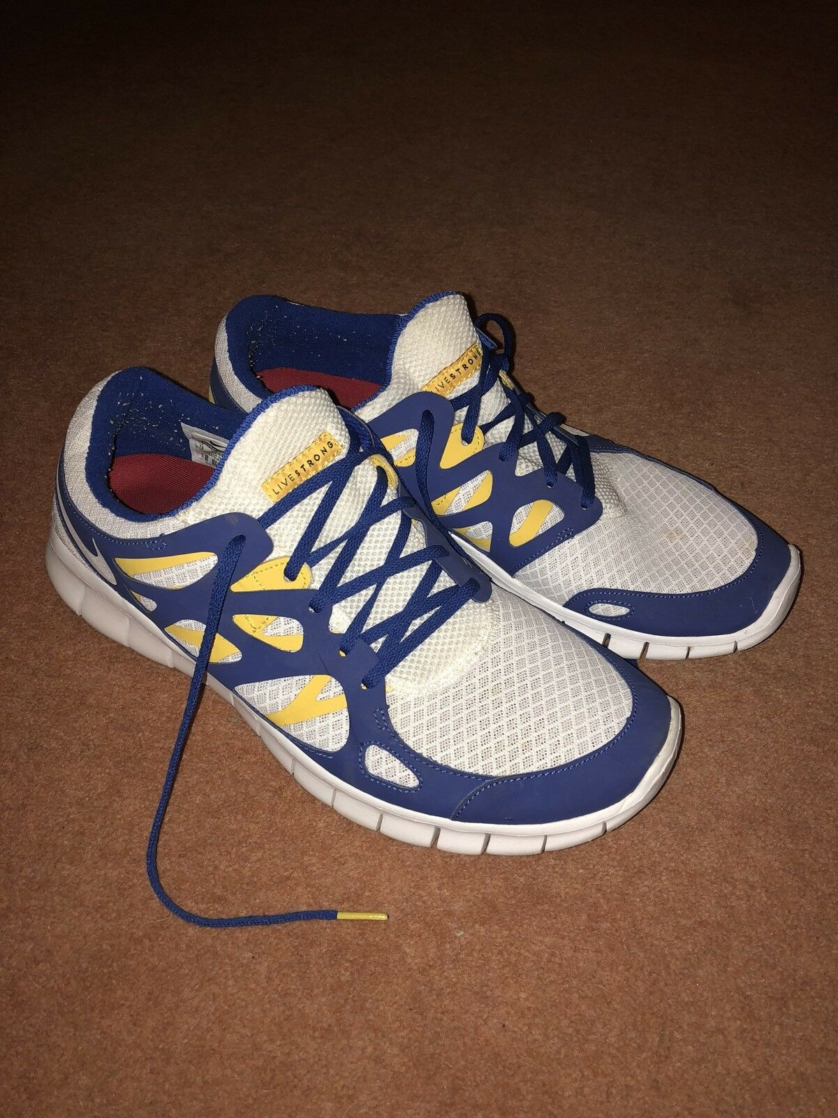 Nike Free Run - Livestrong Limited Edition best-selling model of the brand