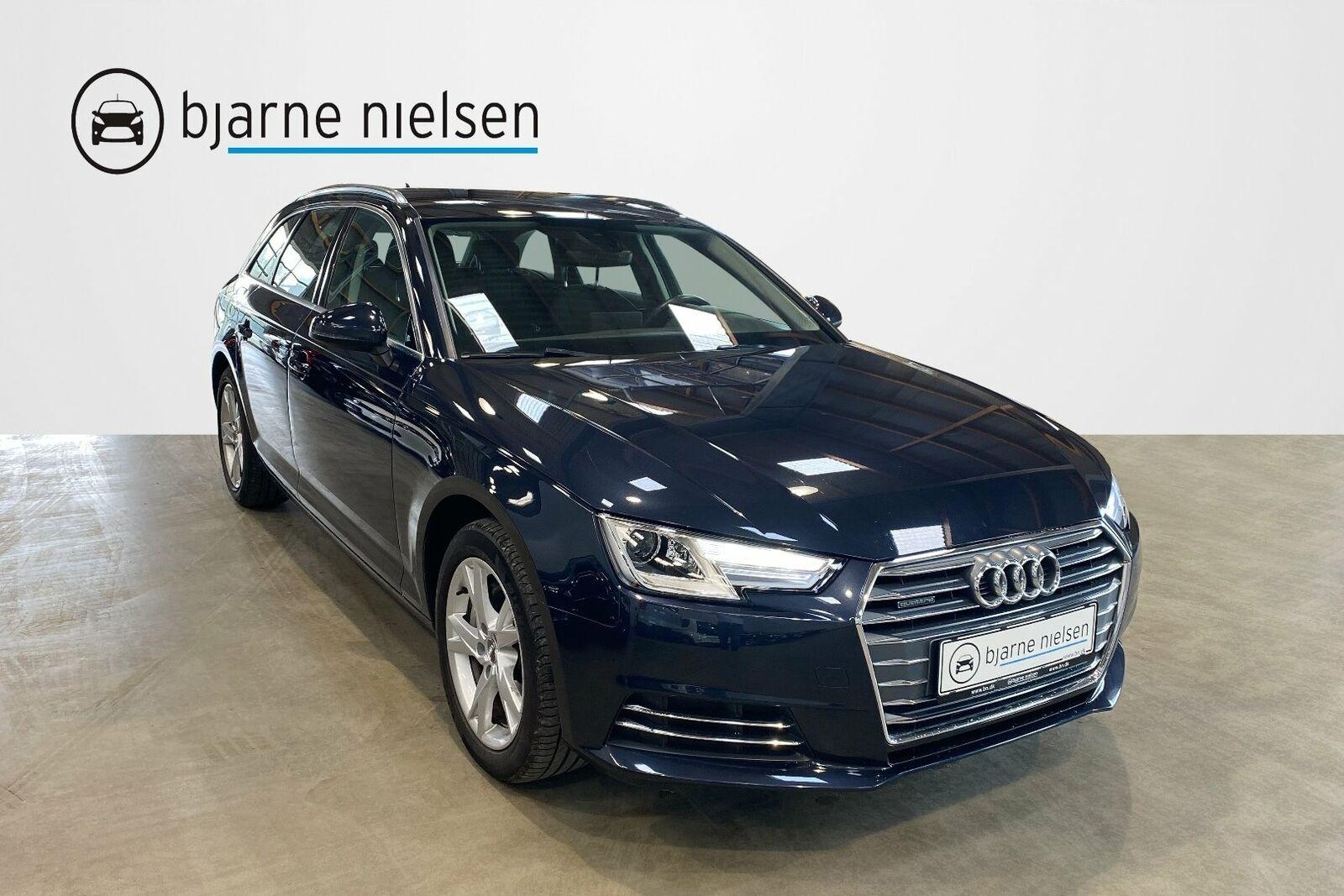 Audi A4 2,0 TDi 190 S-line Avant quattro S-tr. - billede 10