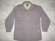 WILLIS & GEIGER Army Military Hunting Safari Jacket Large Coat XL TALL USED