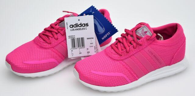cheaper 3c5a3 b2635 Adidas Scarpe sportive Bambina Los Angeles C Fuxia 33