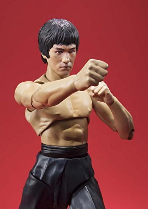 NEW S.H.Figuarts S.H.Figuarts S.H.Figuarts BRUCE LEE Action Figure BANDAI TAMASHII NATIONS from Japan 782ada