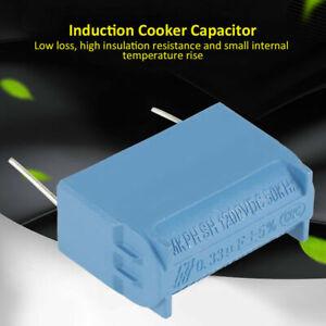 Condensador-de-cocina-de-induccion-de-10Pcs-0-33uF-630V-Condensador-de-plomo-radial-Aire