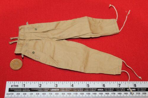 Modèles DRAGON 1:6TH échelle WW2 German DAK Afrika Afrikakorps Pantalon CB38981