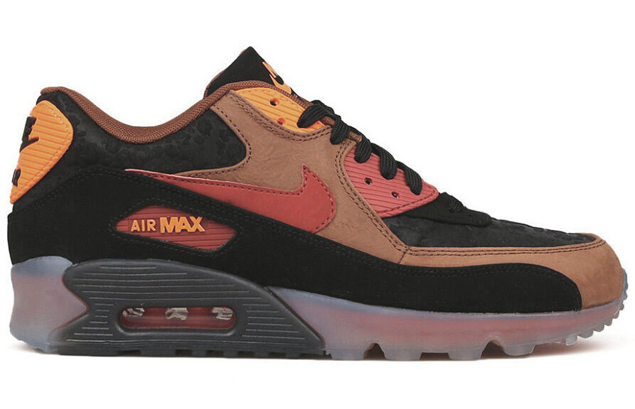 NIKE AIR MAX 90 ICE HALLOWEEN HW QS Gr.39 US 6,5 escape 717942-006 95 sp