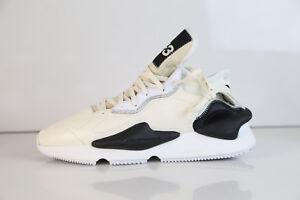 cheap for discount d1ca7 db3f2 Image is loading Adidas-Y-3-Yohji-Yamamoto-Kaiwa-White-Black-