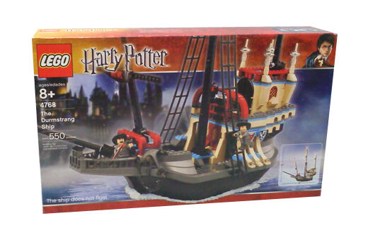 Lego Harry Potter Goblet Of Fire The Durmstrang Ship 4768 For Sale Online Ebay This digital art print all prints are shipped to you in a secure poster tube. lego