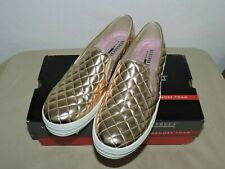 288ea2775a91 Skechers Double Up Duvet Slip-On Rose Gold Women s Size 9.5 Shoes Sneakers